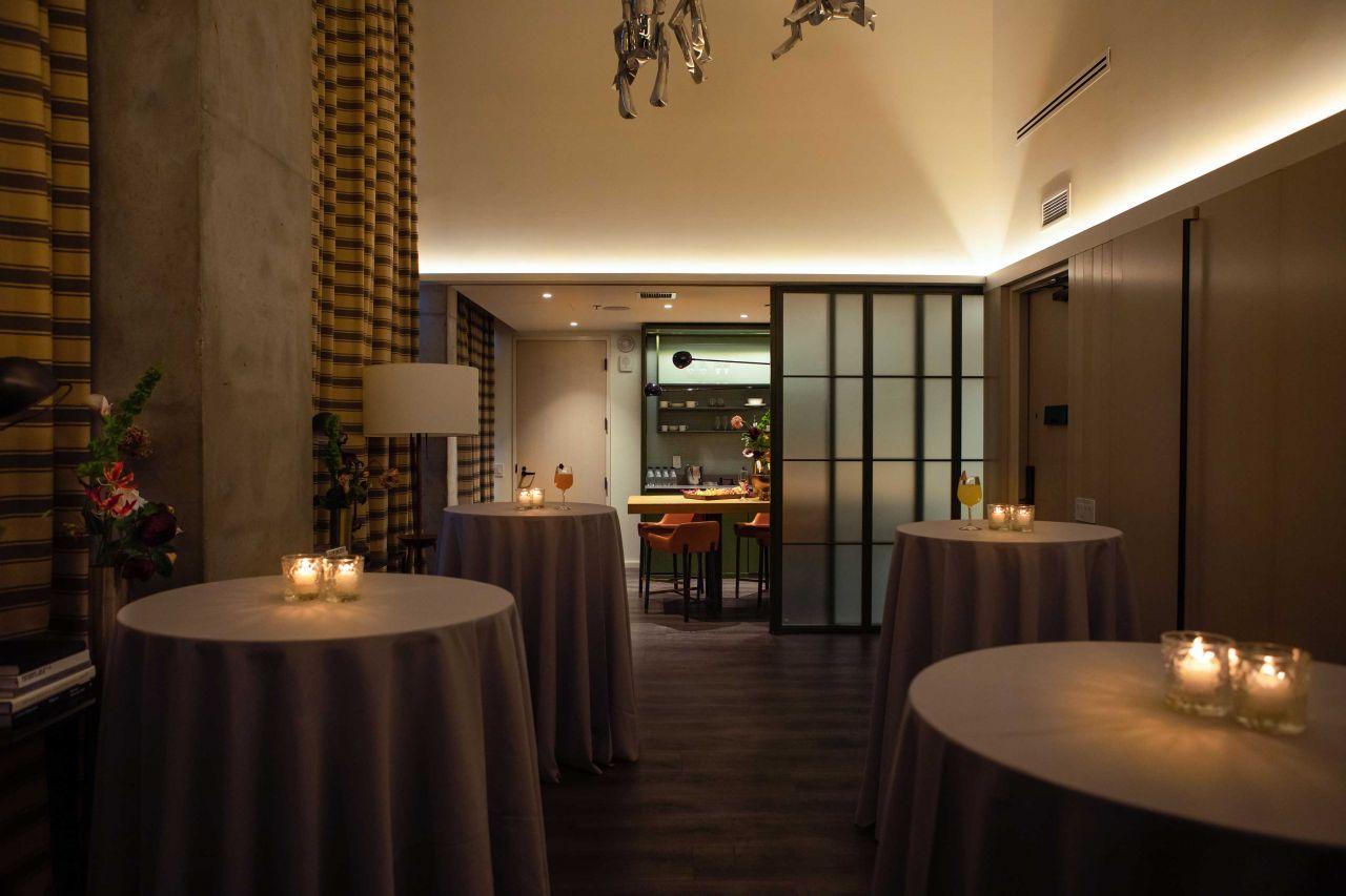 Cocktail Reception Mondo Suite
